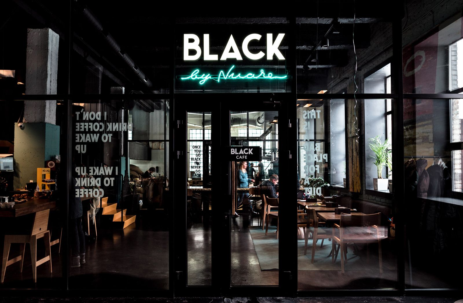 Read more about the article Black Coffee