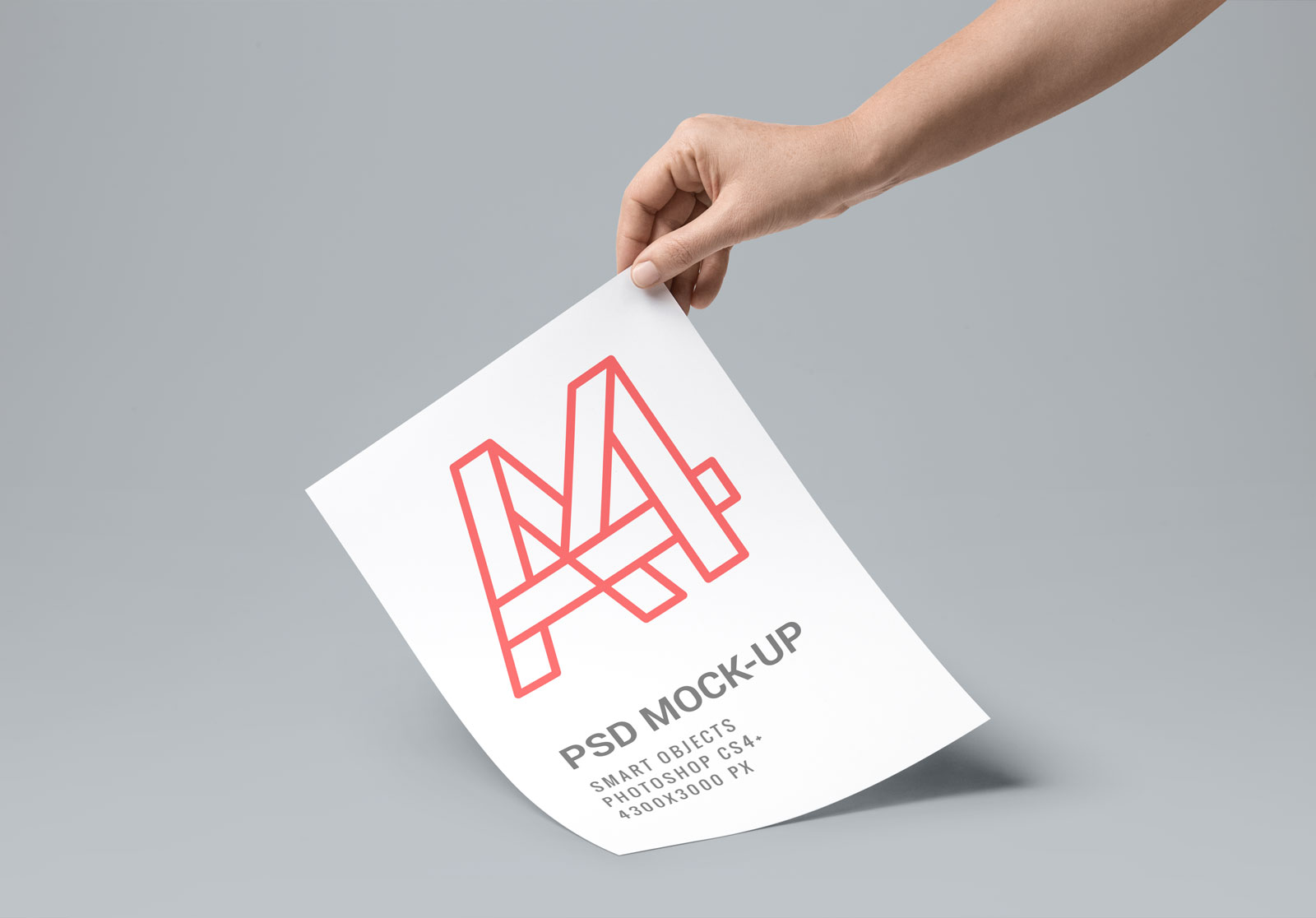 Read more about the article A4 Paper Mockup